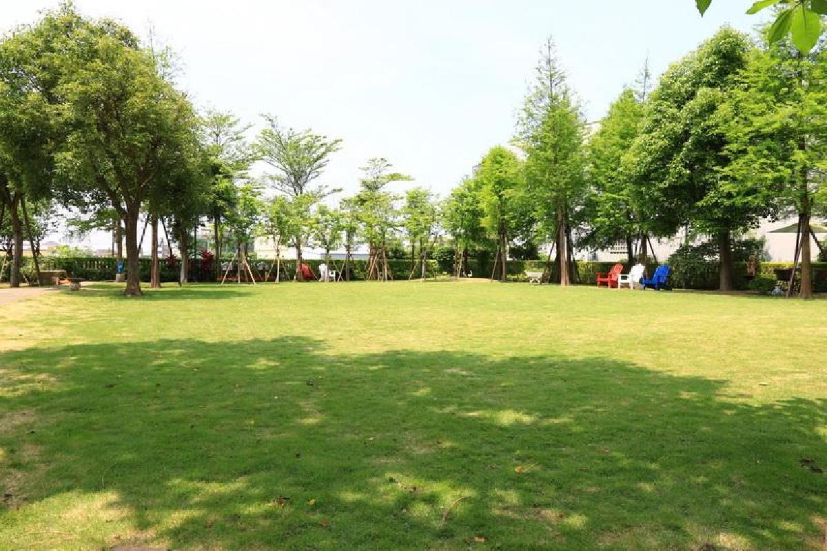 專屬生態的保育園區2