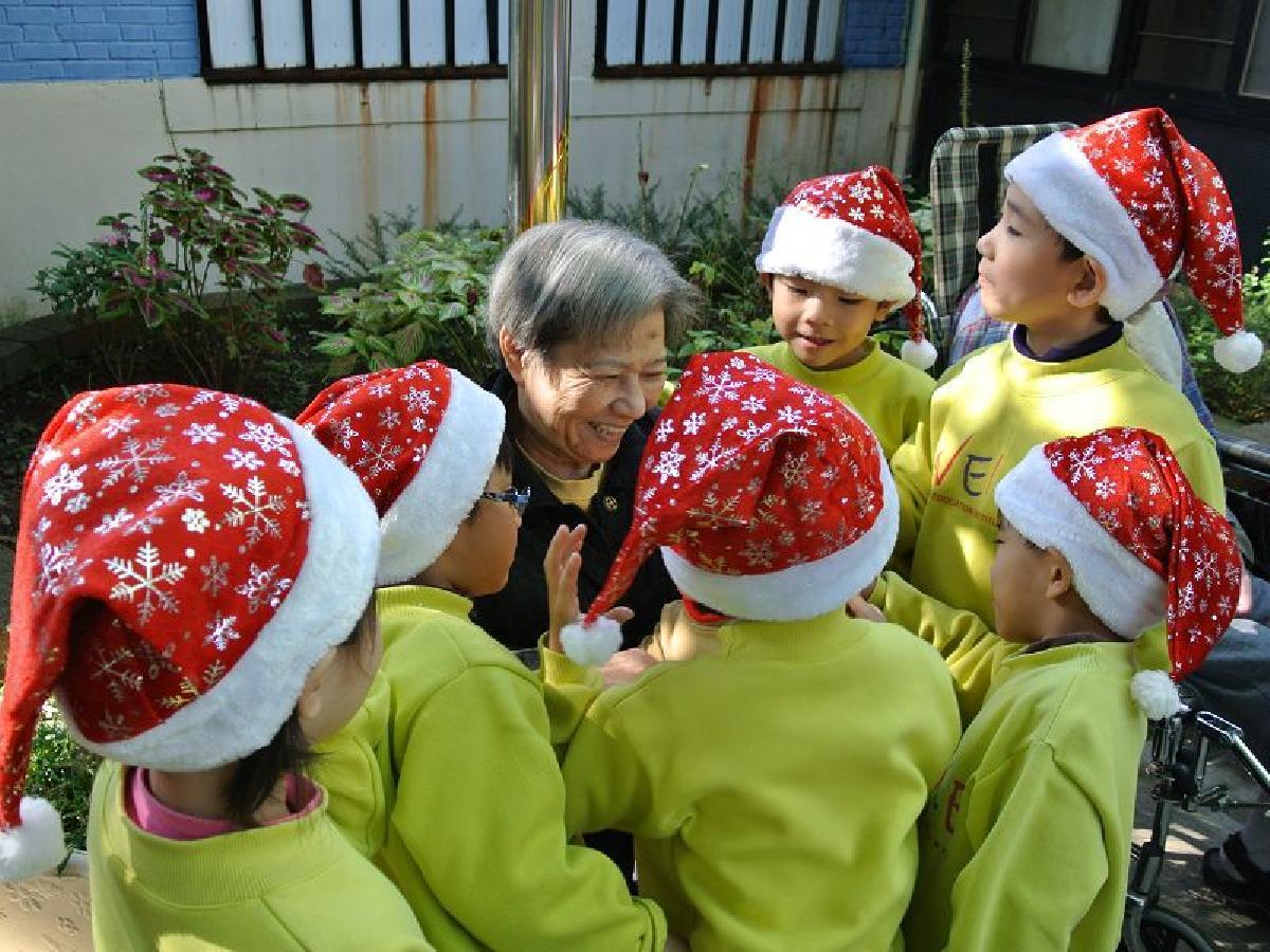 教導孩子懂得關懷及感恩4